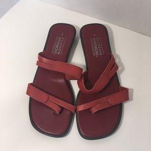 Allyson Whitmore Flats Sandal Slides Women's 8